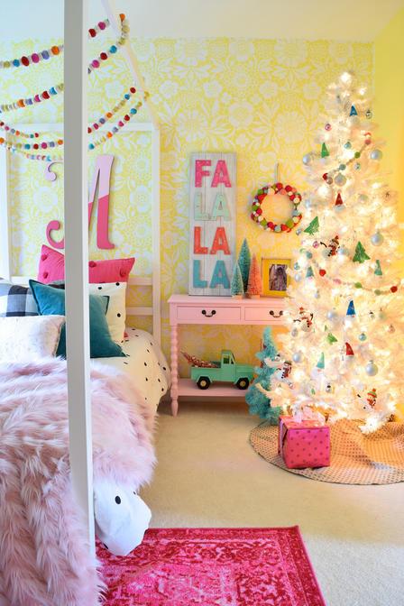 Kid\u0027s Christmas Bedroom