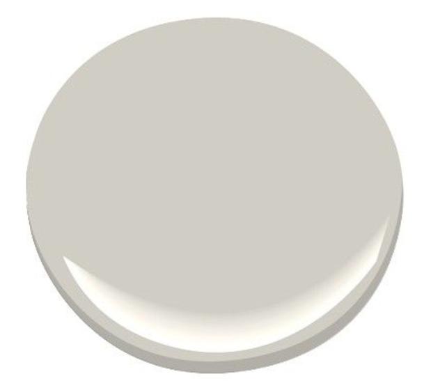 A color we're considering: Nimbus by Benjamin Moore