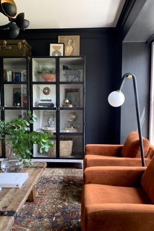 One Room Challenge: Living Room Reveal!